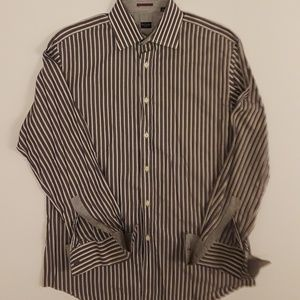 "Paul Smith Made in Italy 15.5 neck 39"" shirt"